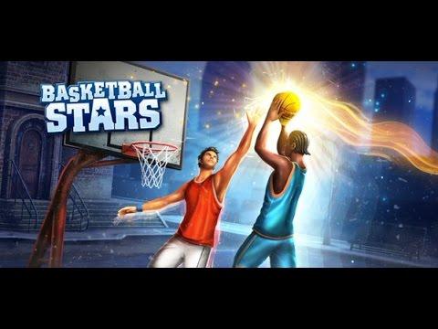Basketball Stars: Android\IOS Первый взгляд на Basketball Stars