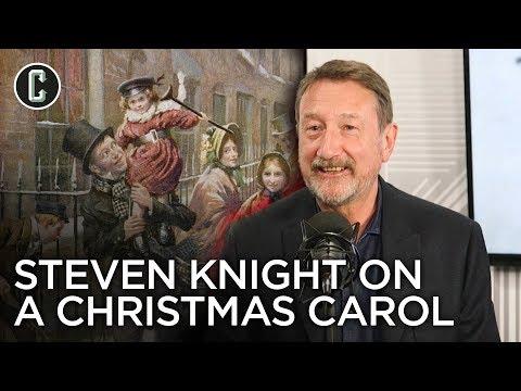 Steven Knight Talks A Christmas Carol with Tom Hardy