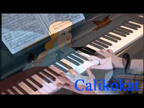 A Dream Is A Wish Your Heart Makes - Cinderella - Piano
