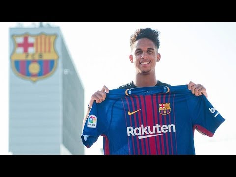 Vitinho ● Brazilian Talent ● Welcome To Barcelona 2017/2018