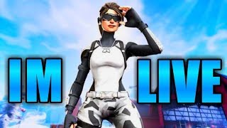 FORTNITE PS4 LIVE STREAM / NA WEST / SEASON 8 / CODE: THE_REALLEST