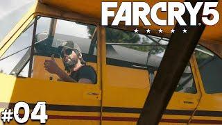 FAR CRY 5 #04 - WYKRADAMY SAMOLOT! | PC 2k60fps | Vertez | Zagrajmy w FarCry5