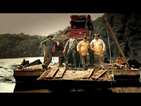 Gold Rush: South America - Talk Business