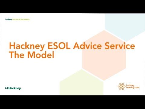 Hackney ESOL Advice Service
