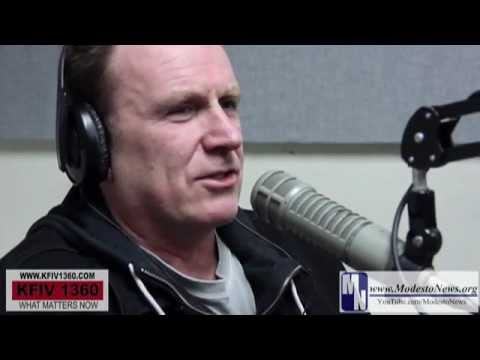 Colin Quinn Radio Interview - Thoughts On Modesto, California