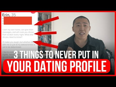 3 Things Women Should Never Put In Her Dating Profile