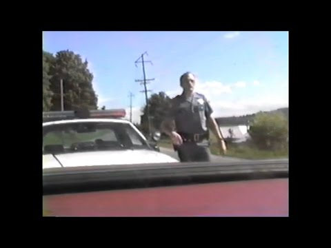 Teens Pulled Over By Cop (1988)
