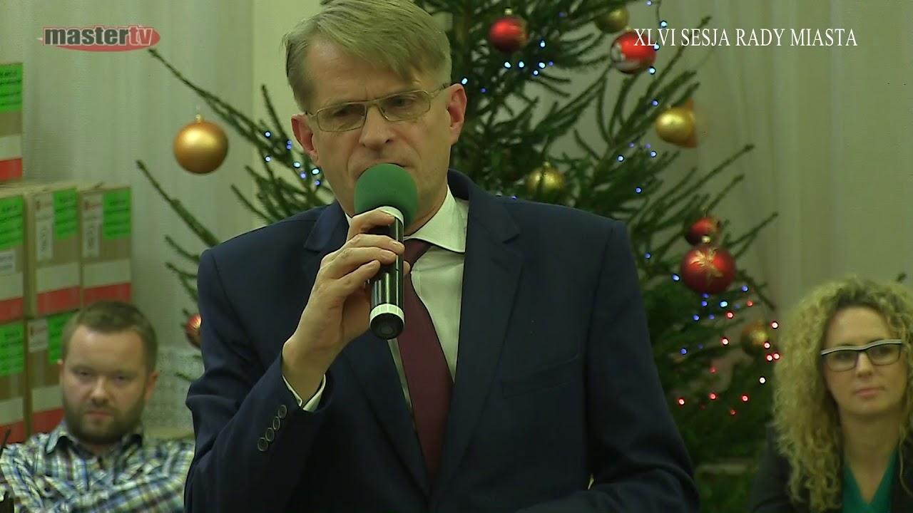 Budżetowa (XLVI) Sesja Rady Miasta cz.3