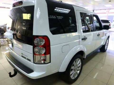 2012 LAND ROVER DISCOVERY 4 SDV6 HSE Auto For Sale On Auto Trader South  Africa