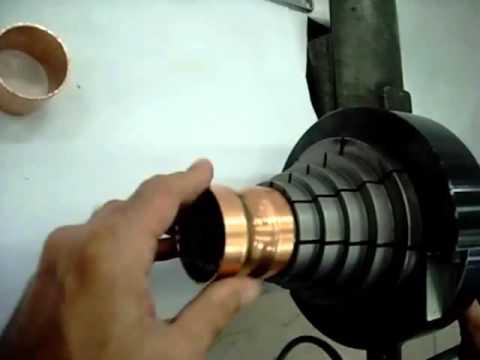 ARTUBE раздача труб до 133 мм диаметром