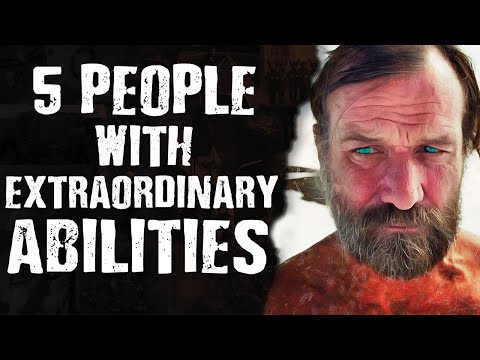 5 People With EXTRAORDINARY Abilities