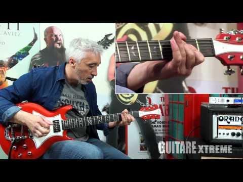 Florent Elter - Guitare Xtreme #70
