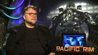 Guillermo Del Toro's Official 'Pacific Rim' Interview - Celebs.com