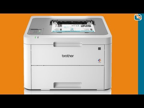 Brother HL-L3210CW Colour Laser Printer Review 🖨