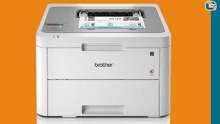 Brother HL-L3210CW Colour Laser Printer Review 🖨