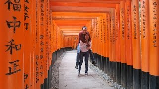 Arubaito 2016 - Japan 14 days trip [Gopro]