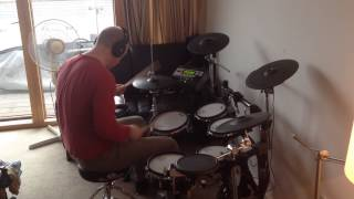 Depeche Mode - Enjoy The Silence (Roland TD-12 Drum Cover)