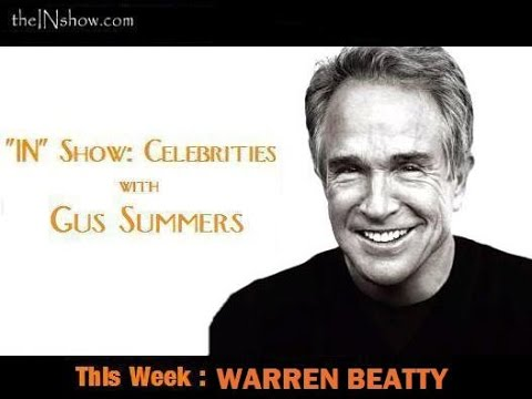 """IN Show Celebrities: Warren Beatty. @GusSummers of theINshow.com showcases a short filmography."""
