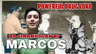 POWERFUL DRUG LORD NA SINAMPULAN NI MARCOS  LIM SENG ANG WALANG KINATATAKOTANG DRUG LORD