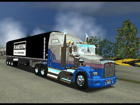 descargar mod colombia 18 wos haulin truck