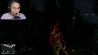 CAN FOXY HIDE FROM GOLDEN MANGLE? (GTA 5 Mods For Kids FNAF Funny Moments)
