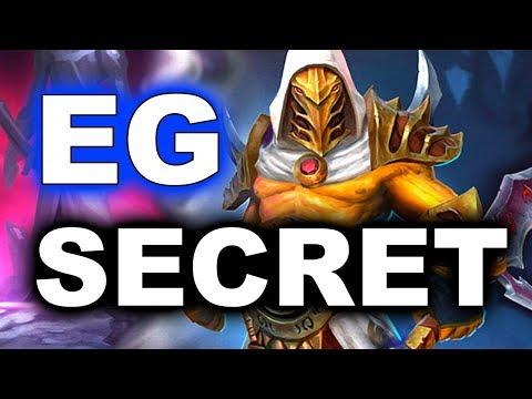 EG vs SECRET - WHAT A GAME! - CAPTAINS DRAFT 4.0 DOTA 2