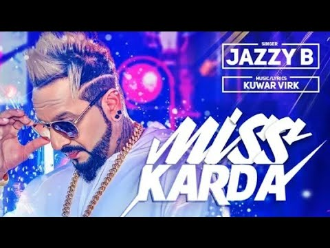 Miss Karda VideoJAZZY BKuwar VirkLatest Song  WhatsApp status