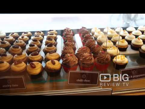 The Cupcake Bakery A Cafe And A Bakery In Sydney Offering Coffee And Cupcakes