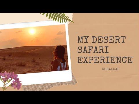 Dubai Desert Safari 2020