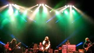 Could I've been so blind - The Black Crowes at Brixton Academy Europe Tour 2009