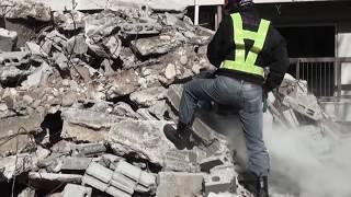 DECOUPEUSE THERMIQUE Ø300MM 2T vidéo