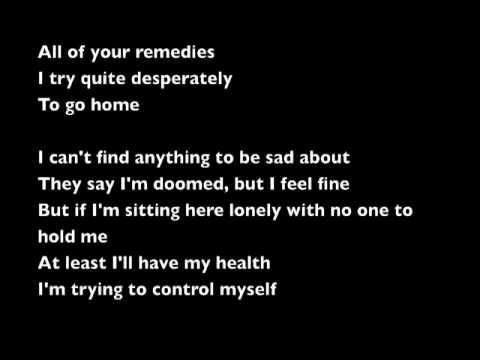 Control Myself-Maroon 5 with Lyrics!