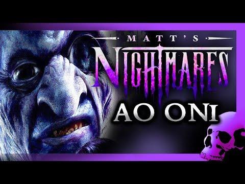 Matt's Nightmares - Ao Oni (2D RPG Maker Horror)