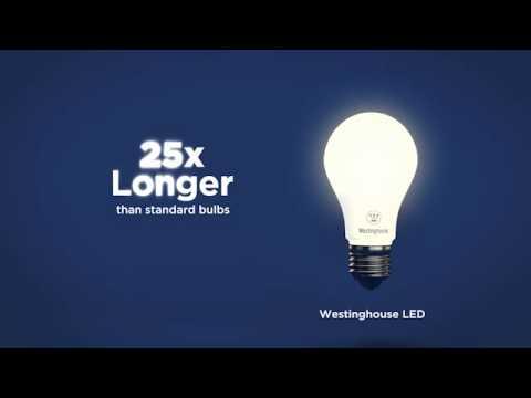 Westinghouse LED Bulb Menards TV Ad - YouTube