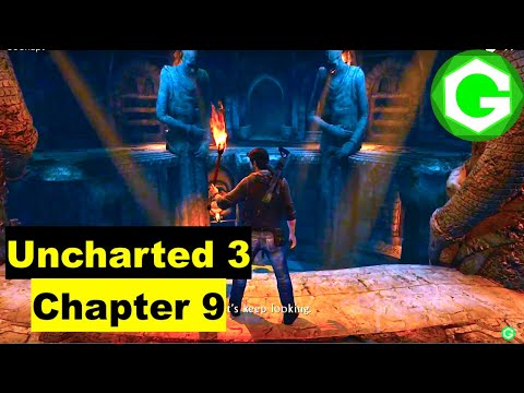 Uncharted 3 Gameplay Walkthrough Chapter 9 The Middle Way On