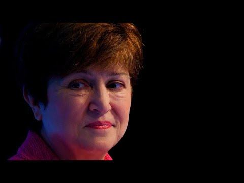 IMF's Kristalina Georgieva Voices Concern About Rising African Debt Levels