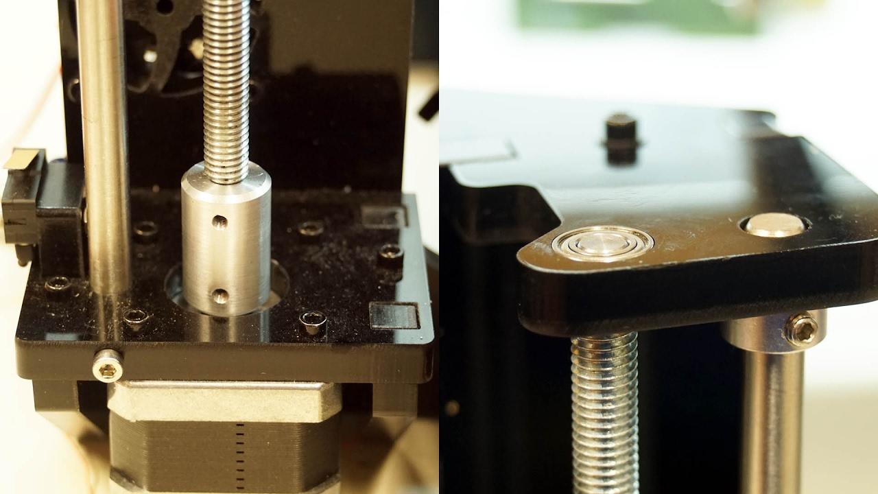 3D printer wobbling solved - mechanical improvement ...