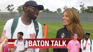 2019 FOOT LOCKER XC CHAMPIONSHIPS || BATON TALK