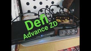 Defi Advance ZD. Обзор от ТурбоСтиля
