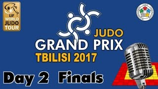 Judo Grand-Prix Tbilisi 2017: Day 2 - Final Block
