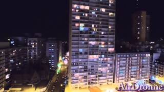 Mar del Plata air drone view 1