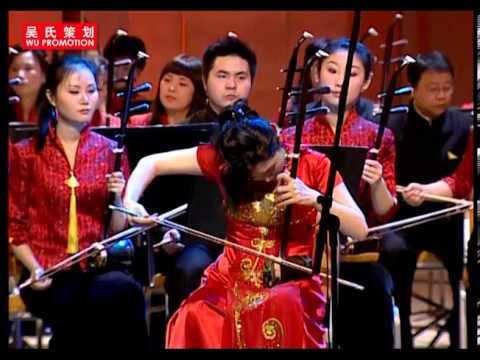 Grand Chinese New Year Concert 2007: Erhu Concerto by Yu Hongmei