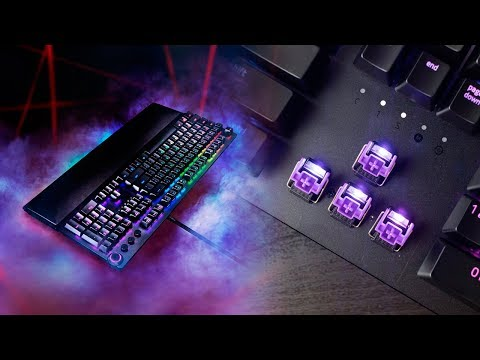 THE BEST GAMING KEYBOARDS 2019