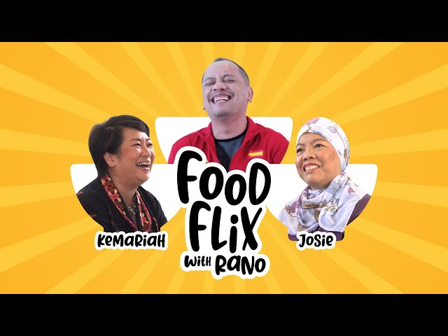 FOODFLIX WITH RANO: KOLO MEE ft. Kem & Josie