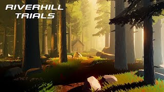 Riverhill Trials Full Game & ENDING Playthrough Gameplay (No Commentary)