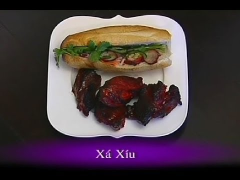 Bánh Mì Xá Xíu - Xuân Hồng