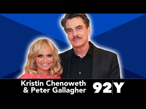 Back on Broadway: Kristin Chenoweth and Peter Gallagher in Conversation