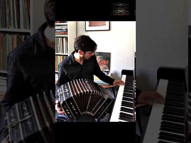 En el día de la música, Nostalgias por Claudio Constantini, Piano y Bandoneón
