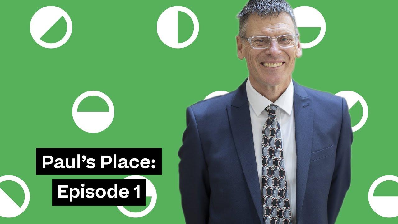 E1 - Paul's Place