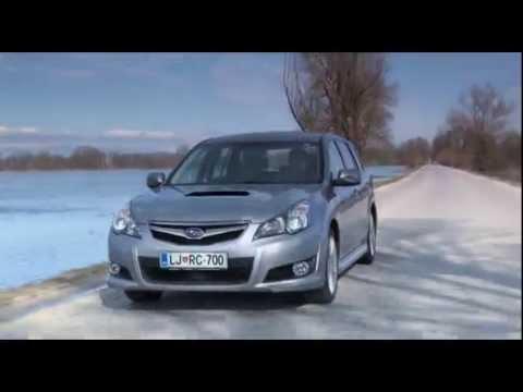 2010 Subaru Legacy Sw 20d Test Youtube